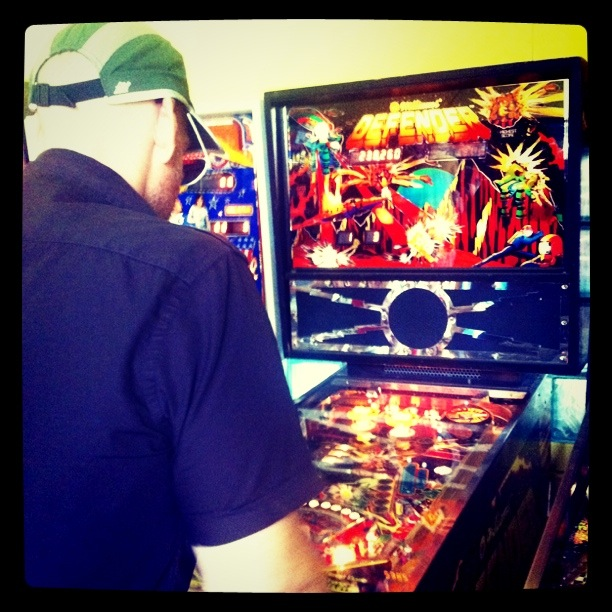 the duke of pinball hazard