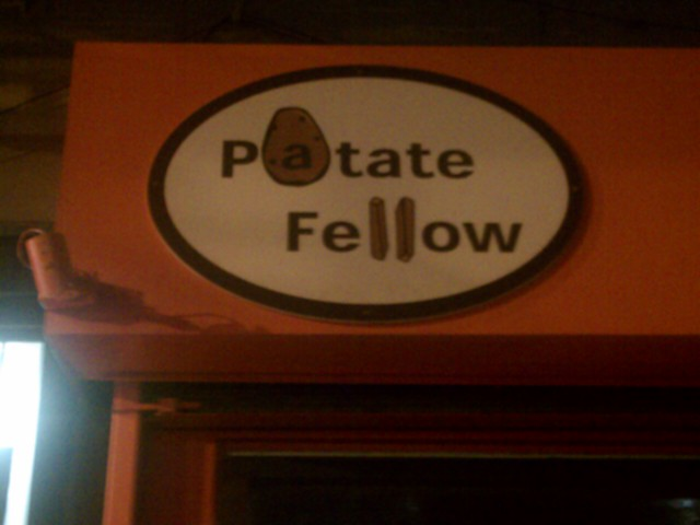 patate fellow